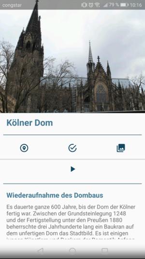 Kölner Dom, Foto: Uni Köln